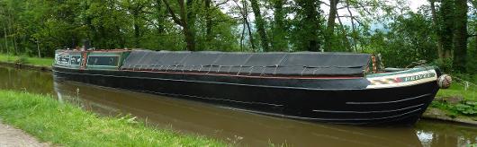 Steve Gent Boat
